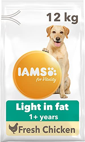 Iams Dog Adult All Weight Ctr Chicken 12 kg