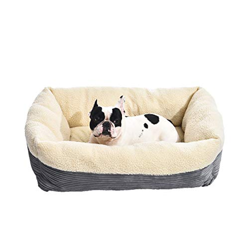 AmazonBasics Rectangle Self Warming Pet Bed For Cat or Dog, 35 x 11 x...