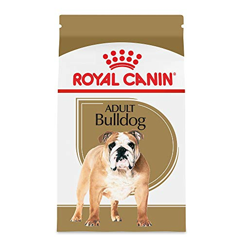 Royal Canin Bulldog Adult Breed Specific Dry Dog Food, 17 lb. bag