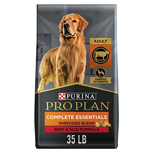 Purina Pro Plan High Protein Dog Food With Probiotics for Dogs,...