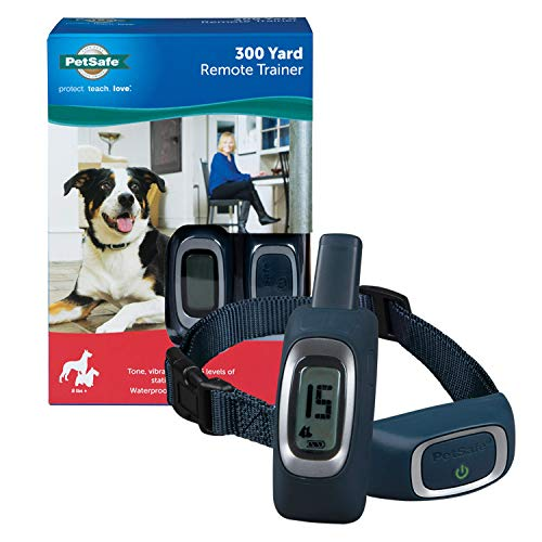 PetSafe 300 Yard Remote Training Collar – Choose from Tone,...