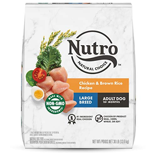 NUTRO WHOLESOME ESSENTIALS Adult Large Breed Natural Dry Dog Food...
