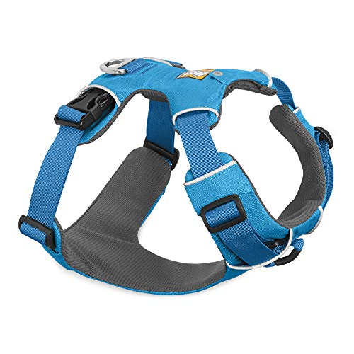 RUFFWEAR, Front Range Dog Harness, Reflective and Padded Harness for...