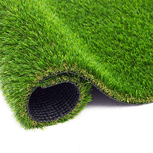 ZGR Artificial Garden Grass 28' x 40' Fake Grass, Dog Potty Grass,...