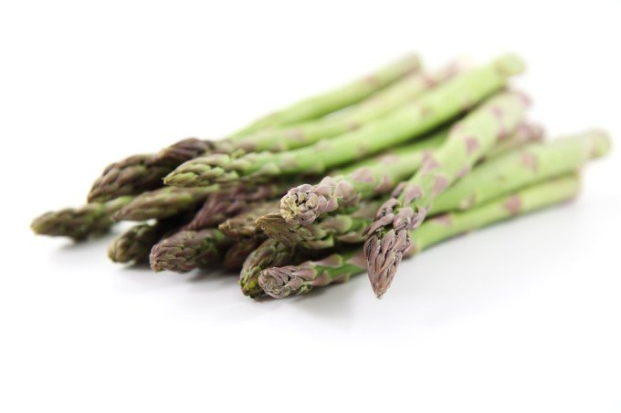 Asparagus are safe for dogs